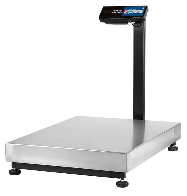 Весы ТВ-M-150.2-A3 со стойкой, платформа 60 х 80 см